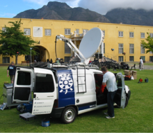 SNG truck South Africa