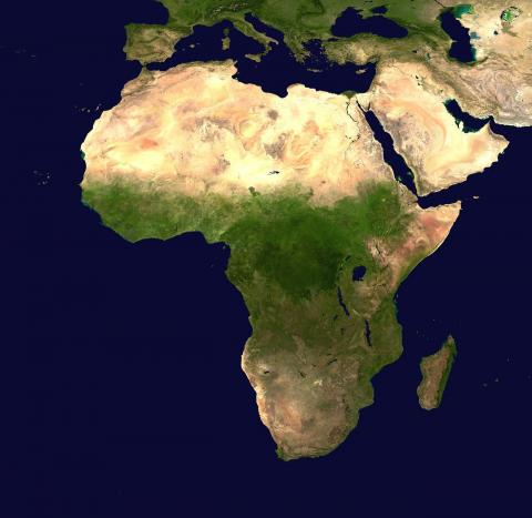 launch a TV channel in Africa